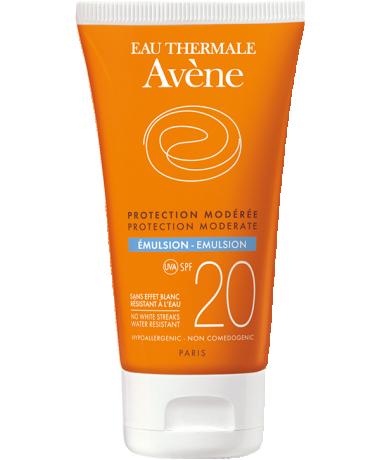Avène Emulsione SPF 20