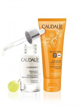 Caudalie cofanetto Vinoperfect