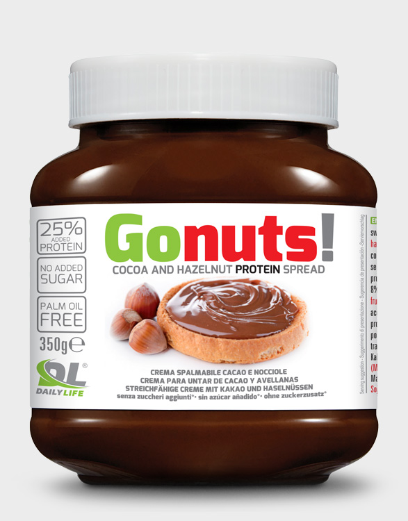Go Nuts! Daily Life Go Nuts! 350 grammi.