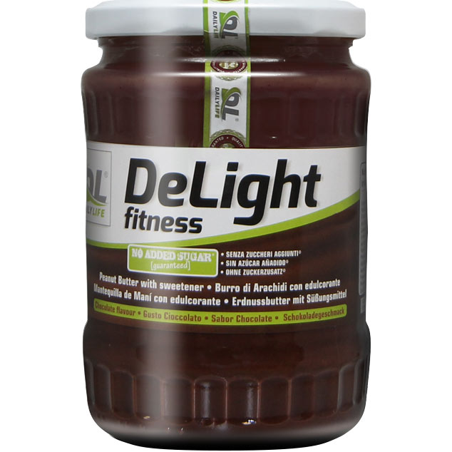 DeLight Fitness Cioccolato (510g)